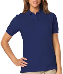 Blue Generation SS Snag Resist Wicking Polo Shirts