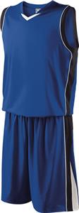 Holloway Valor 4-Way Stretch Basketball Jersey CO