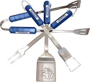 COLLEGIATE Gonzaga 4 Piece BBQ Set