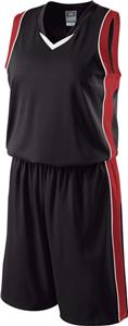 Holloway Ladies' Majesty Basketball Jersey - C/O