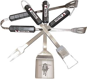 COLLEGIATE Texas Tech 4 Piece BBQ Set