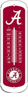 "COLLEGIATE Alabama 27"" Outdoor Thermometer"