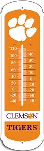 "COLLEGIATE Clemson 27"" Outdoor Thermometer"