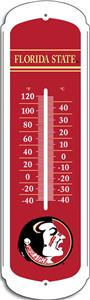 "COLLEGIATE Florida State 27"" Outdoor Thermometer"