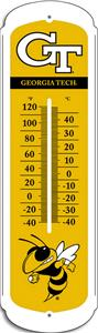 "COLLEGIATE Georgia Tech 27"" Outdoor Thermometer"