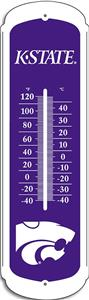 "COLLEGIATE Kansas State 27"" Outdoor Thermometer"