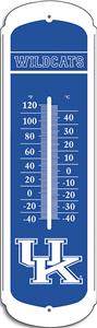 "COLLEGIATE Kentucky 27"" Outdoor Thermometer"