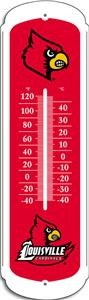 "COLLEGIATE Louisville 27"" Outdoor Thermometer"