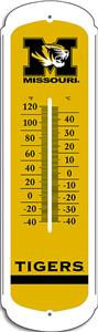 "COLLEGIATE Missouri 27"" Outdoor Thermometer"