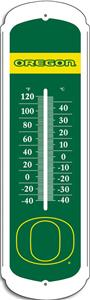 COLLEGIATE Oregon 27&quot; Outdoor Thermometer