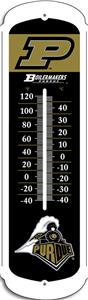 COLLEGIATE Purdue 27&quot; Outdoor Thermometer