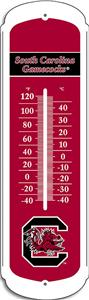 "COLLEGIATE South Carolina 27"" Outdoor Thermometer"
