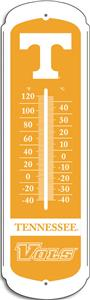 "COLLEGIATE Tennessee 27"" Outdoor Thermometer"