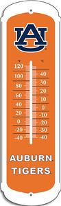 "COLLEGIATE Auburn 12"" Outdoor Thermometer"