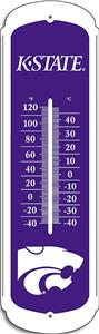 "COLLEGIATE Kansas State 12"" Outdoor Thermometer"