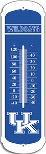 "COLLEGIATE Kentucky 12"" Outdoor Thermometer"