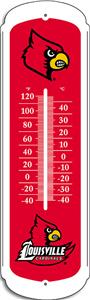 "COLLEGIATE Louisville 12"" Outdoor Thermometer"