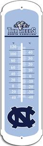 "COLLEGIATE North Carolina 12"" Outdoor Thermometer"