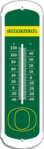 "COLLEGIATE Oregon 12"" Outdoor Thermometer"