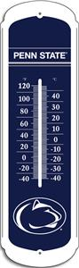 "COLLEGIATE Penn State 12"" Outdoor Thermometer"
