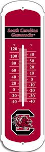 "COLLEGIATE South Carolina 12"" Outdoor Thermometer"