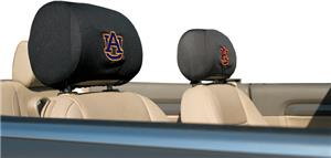 COLLEGIATE Auburn Headrest Covers - Set of 2