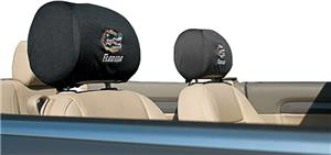 COLLEGIATE Florida Headrest Covers - Set of 2