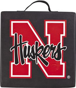COLLEGIATE Nebraska Seat Cushion