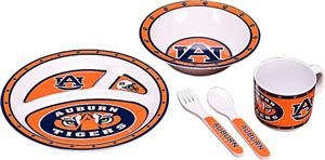COLLEGIATE Auburn Children's Dish Set