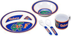 COLLEGIATE Florida Children&#39;s Dish Set