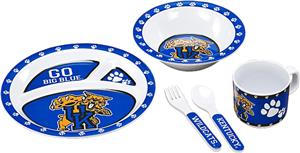 COLLEGIATE Kentucky Children&#39;s Dish Set