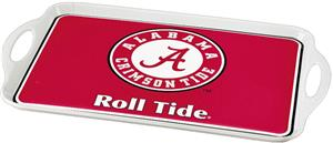 COLLEGIATE Alabama Melamine Serving Tray