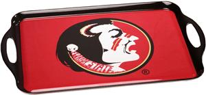 COLLEGIATE Florida State Melamine Serving Tray