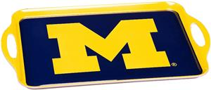 COLLEGIATE Michigan Melamine Serving Tray