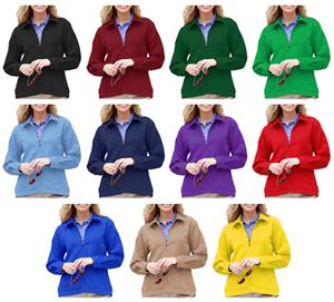 Blue Generation Ladies Classic Teflon Twill Jacket