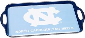 COLLEGIATE North Carolina Melamine Serving Tray