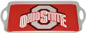 COLLEGIATE Ohio State Melamine Serving Tray