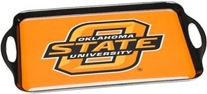 COLLEGIATE Oklahoma State Melamine Serving Tray