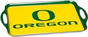 COLLEGIATE Oregon Melamine Serving Tray