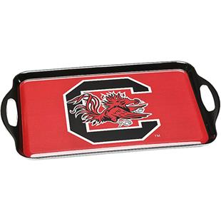 COLLEGIATE South Carolina Melamine Serving Tray