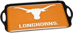 COLLEGIATE Texas Melamine Serving Tray