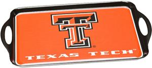 COLLEGIATE Texas Tech Melamine Serving Tray