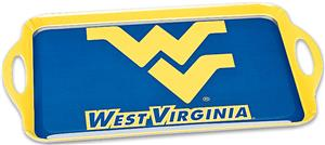COLLEGIATE West Virginia Melamine Serving Tray
