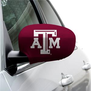 COLLEGIATE Texas A&M Medium Mirror Covers