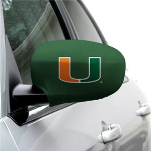 COLLEGIATE Miami Large Mirror Covers