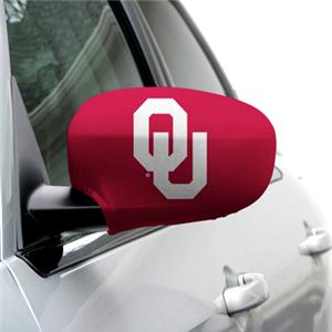 COLLEGIATE Oklahoma Large Mirror Covers