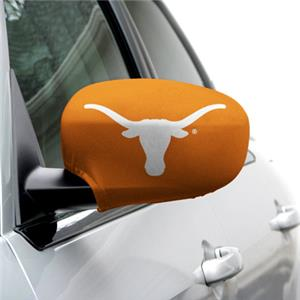 COLLEGIATE Texas Large Mirror Covers