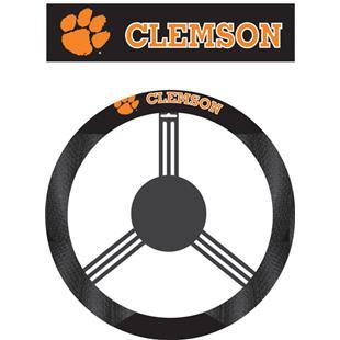 COLLEGIATE Clemson Steering Wheel Cover