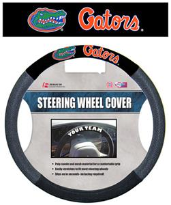 COLLEGIATE Florida Steering Wheel Cover