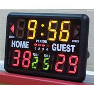 Bison Portable Wireless Remote Scoreboard